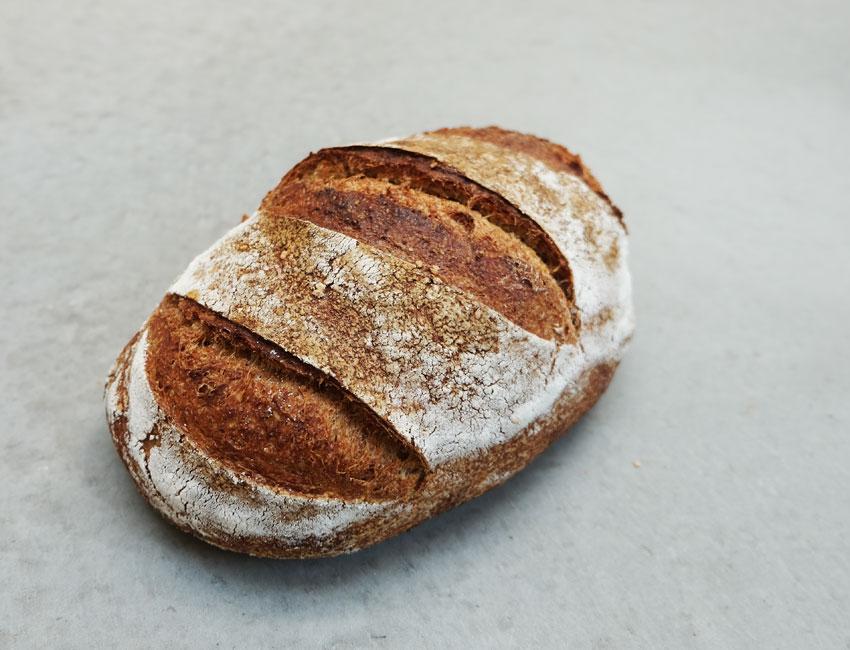 foto van 100 % Speltbrood