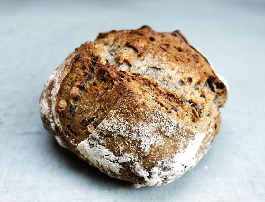 foto van Notenbrood